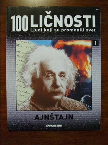 AlbertAjnštajn