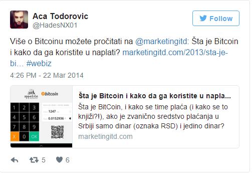 bitcointweet
